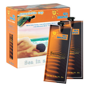 SENSITAN BRONZE STIMULATOR /СТИМУЛЯТОР ЗАГАРА(24х20)